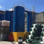 Fábrica de lubrificantes